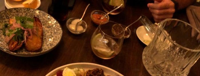 Cocina Clandestina is one of Locais curtidos por Rocio.