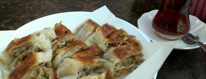 Merdane Börek Cafe is one of Betül : понравившиеся места.