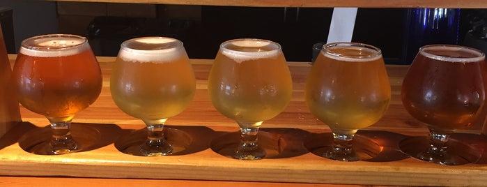 Ponderosa Brewing Company is one of Gespeicherte Orte von Kyle.