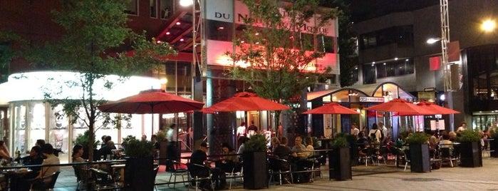 Café du Nouveau Monde is one of MTL.