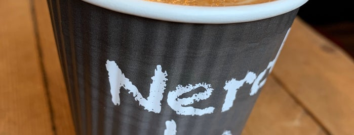 nerd be cool. is one of New York's Best Coffee Shops - Brooklyn.