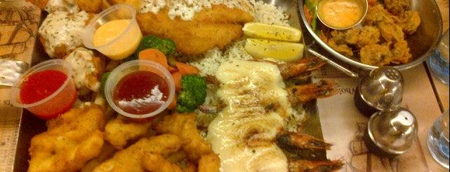Manhattan Fish Market is one of Makan @ KL #8.
