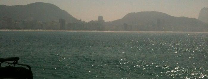 Forte de Copacabana is one of Pontos Turísticos.