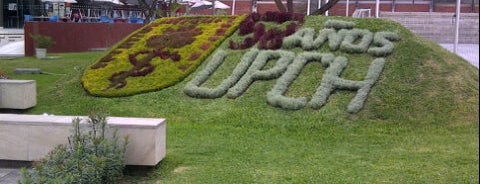 Universidad Peruana Cayetano Heredia - UPCH is one of Orte, die Karen gefallen.
