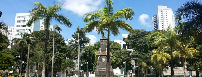 Praça Brasil is one of Belém by Lu C..