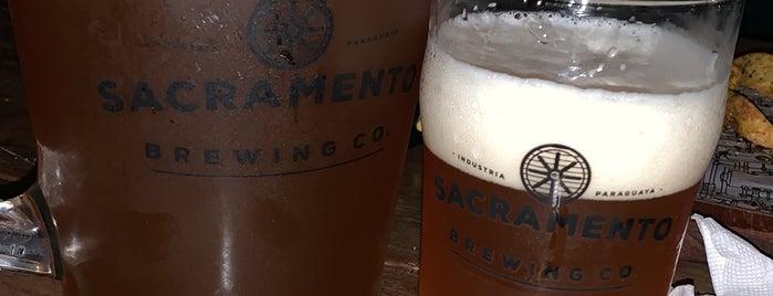 Sacramento Brewing Co. is one of สถานที่ที่ Francisco ถูกใจ.