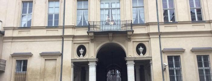 Cortile d'Onore di Palazzo dal Pozzo della Cisterna is one of FaiMarathon Torino.