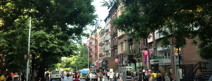 St. Mark's Place is one of NYC.