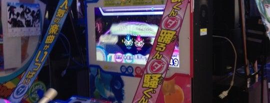Tokyo Leisure Land is one of Locais salvos de Matsunosuke.