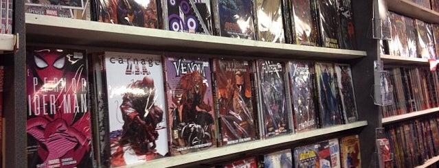 Henk's Comics & Manga Store is one of Amsterdam.
