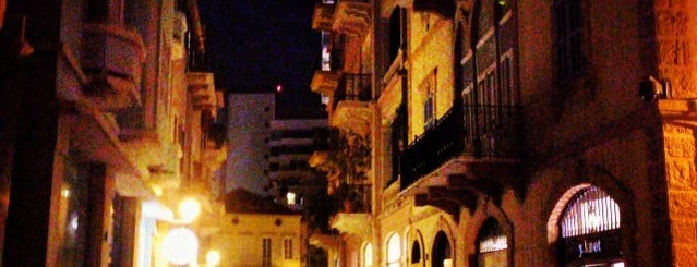Saifi Village is one of Beirut.