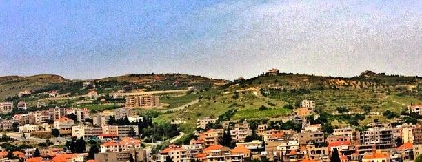 Zahlé is one of Tempat yang Disimpan Mil e Uma Viagens.