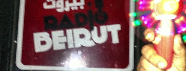 Radio Beirut is one of places in lebanon i been to.