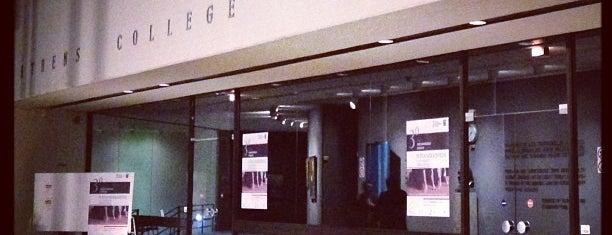 Athens College Theater is one of Ifigenia: сохраненные места.