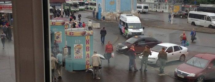 Автостанция г. Пушкино is one of ;).