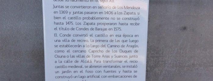 Castillo de la Alameda is one of Distrito Barajas.