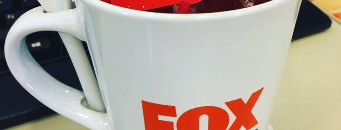 Fox LatinAmerican Channels is one of Túlio'nun Beğendiği Mekanlar.