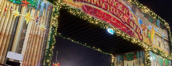 Cranger Weihnachtszauber is one of Weihnachtsmärkte Ruhr.