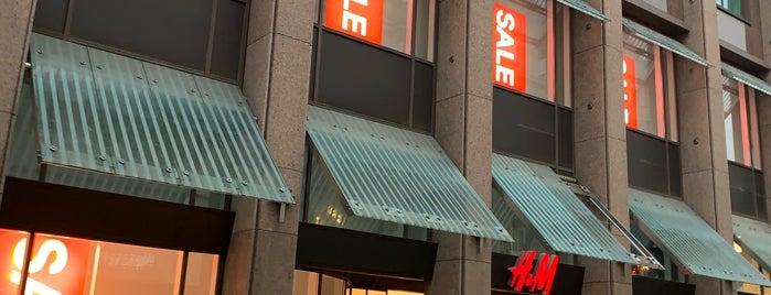 H&M is one of Berke'nin Beğendiği Mekanlar.