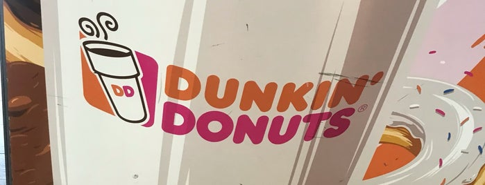 Dunkin' Donuts is one of Lugares guardados de N..