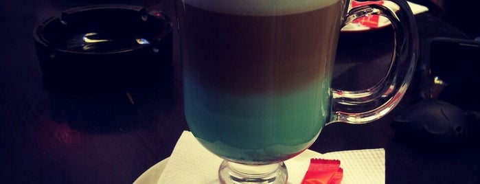 Bemolle Café is one of P.