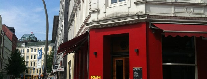 Reh-Bar is one of HAM × Clubs × Bars.