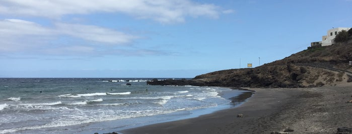 Playa De La Punta is one of Turismo por Tenerife.