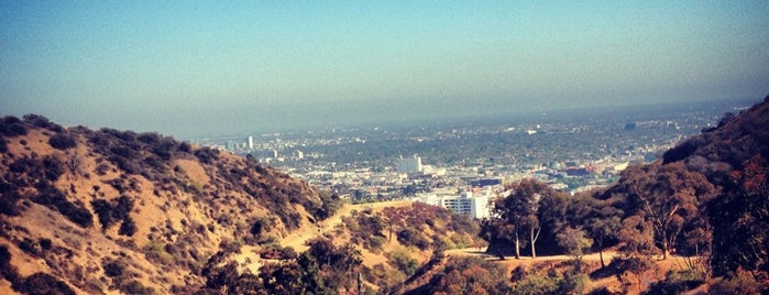 Runyon Canyon Park is one of Going Back To Cali...Again.