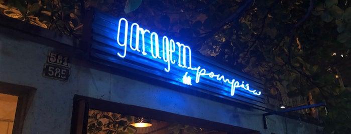Garagem Pompéia is one of SP.