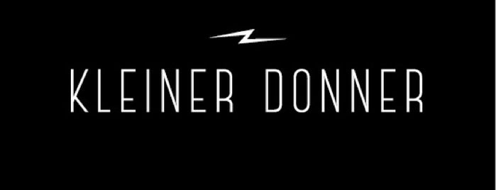 Kleiner Donner is one of HAM × Clubs × Bars.