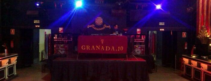 Granada 10 is one of スペイン.