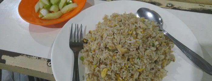 Nasi Goreng Ikan Asin is one of Tempat yang Disukai Mufid.