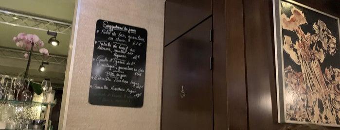 Le Oken is one of Lieux à découvrir.