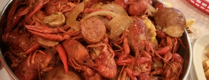 Crawfish Shack & Oyster Bar North is one of Palate Pleasing Places.
