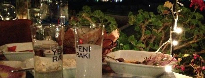 Demeti is one of İstanbul Raki.