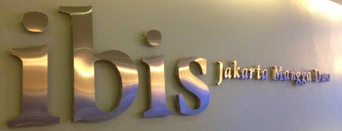 Hotel Ibis Jakarta Mangga Dua is one of @Jakarta, Indonesia #1.