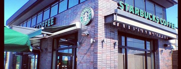 Starbucks Coffee 富山藤の木店 is one of Starbucks Coffee ドライブスルー店舗 in Japan.