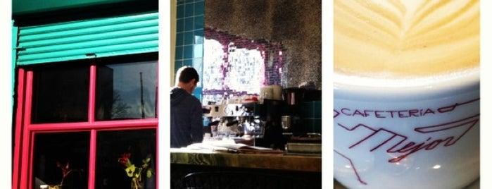 Cafetería La Mejor is one of Bushwick.