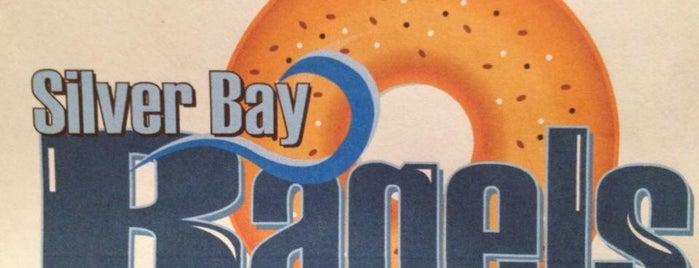 Silver Bay Bagels is one of Garett 님이 좋아한 장소.