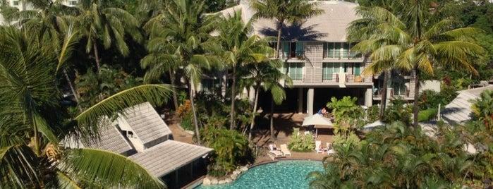 Novotel Cairns Oasis Resort is one of Oceania.