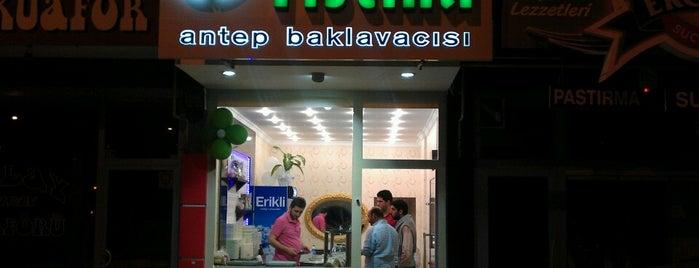 Fıstıklı Antep Baklavacısı is one of Muratさんの保存済みスポット.