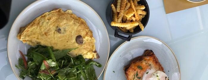 Sunroom Cafe & Restaurant is one of Lieux qui ont plu à Noshin.