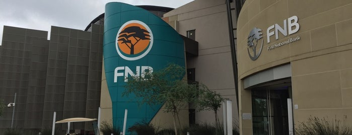 FNB Fairlands is one of Lugares favoritos de Frederico.