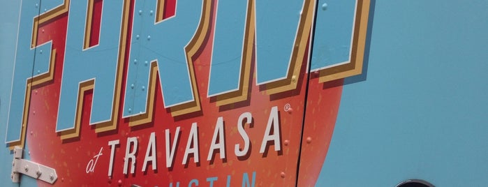 Travaasa is one of Food Trucks.