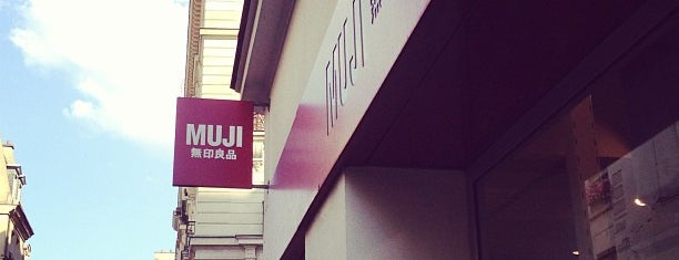 Muji is one of Paris To Do List.