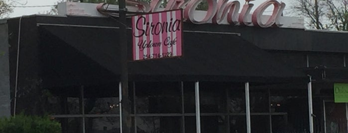 Sironia is one of FOOD in Dallas-Ft Worth Metroplex.