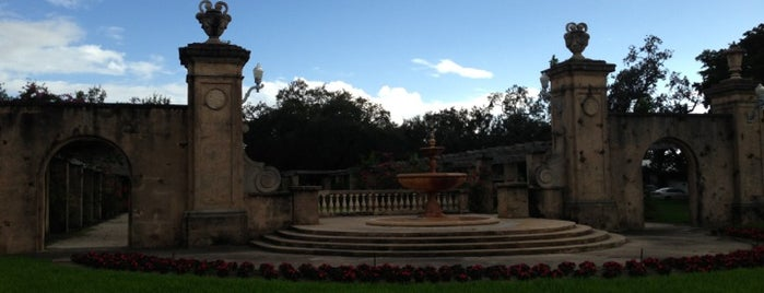 Coral Gables Entrance Park is one of Miami: history, culture, and outdoors.