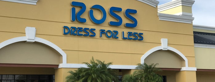 Ross Dress for Less is one of barbee 님이 좋아한 장소.