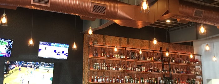Urge Gastropub and Whiskey Bank is one of Bars.