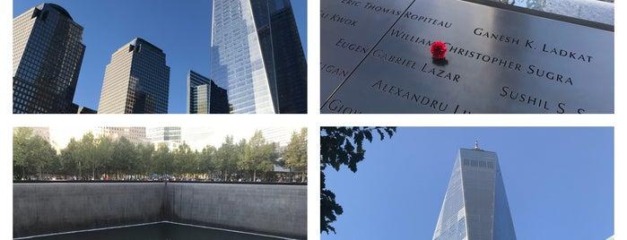 National September 11 Memorial & Museum is one of Henry'in Beğendiği Mekanlar.